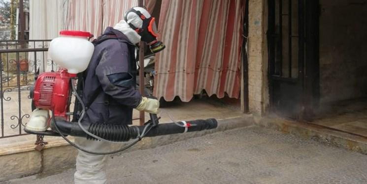 فعالیتهای حزبالله لبنان علیه شیوع ویروس کرونا