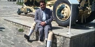 فرماندهای که به جای پوتین «پا» میپوشید