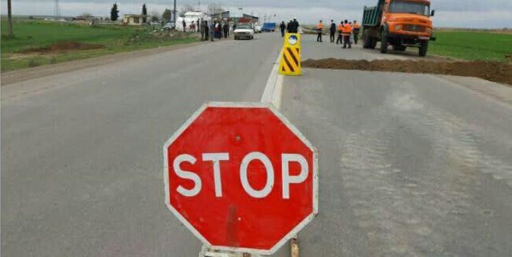 کنترل و محدودسازی ورود و خروج مسیر بیلهسوار به پارسآباد