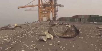 خسارت ۸۰۰ میلیون دلاری ائتلاف سعودی به بنادر یمن