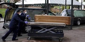 کرونا در اسپانیا  با پر شدن سردخانهها، اجساد به فرودگاه مادرید منتقل میشوند