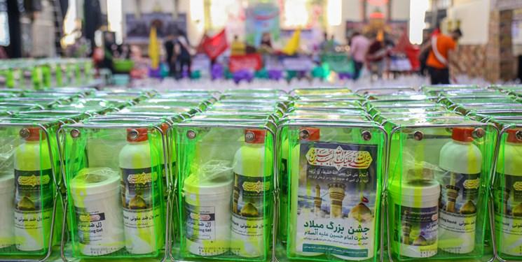 توزیع بیش از 4 هزار بسته معیشتی و بهداشتی  در شهرستان نور