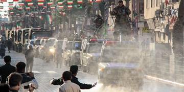 فیلم|جدال سپاه خوزستان با کرونا