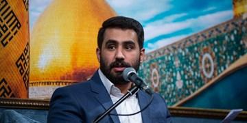 دعاخوانی حسین طاهری در حرم سیدالکریم/ پخش زنده از شبکه ۲