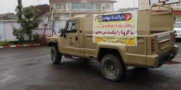فیلم| ممانعت ارتش از ورود خودروهای اردبیل و آذربایجانهای شرقی و غربی