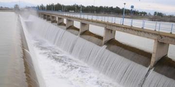 آبگیری 79 درصد حجم مخازن سدهای ۱۴ گانه بزرگ مخزنی گلستان