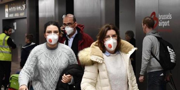 کرونا| مبتلایان در بلژیک از ۱۰ هزار نفر فراتر رفت