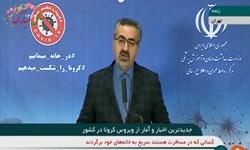 جهانپور: هر ده دقیقه یک ایرانی بر اثر ابتلا به کرونا فوت می کند