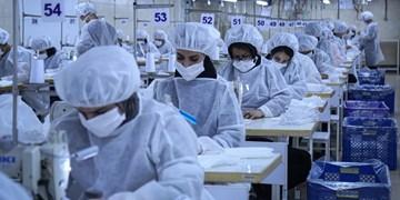 تولید و توزیع روزانه ۲۰۰ هزار ماسک در مناطق محروم توسط بنیاد برکت