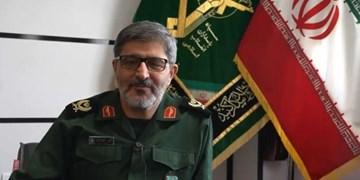 فیلم| توضیحات سردار شاهرخی در رابطه با حضور سپاه در بیمارستان رحیمیان