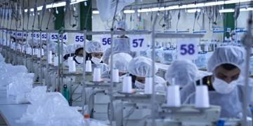 بزرگترین واحد صنفی تولید ماسک کشور در جنوب تهران افتتاح شد
