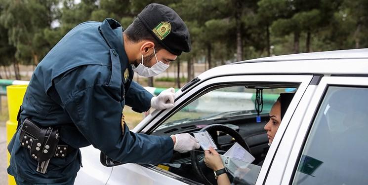 محدودیت تردد در عوارضی قم-تهران