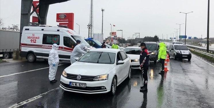 کرونا در ترکیه| آغاز قرنطینه 2 روزه، افزایش شمار تلفات به 1000 نفر