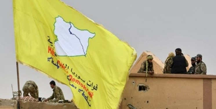 فرار تروریستهای داعش از زندان تحت کنترل نیروهای مورد حمایت آمریکا در الحسکه سوریه