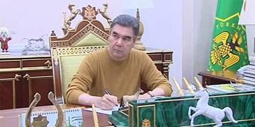 «دوستلیک» محور دیدار «بردی محمد اف» با رئیس «لوک اویل»