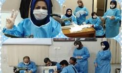دوخت 110 هزار ماسک تنفسی در کانونهای فرهنگی و تربیتی
