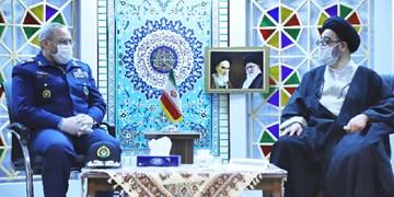 فرمانده جدید پایگاه دوم شکاری شهید فکوری تبریز معرفی شد