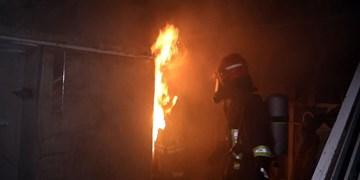 نجات ۳۵ شهروند اهوازی در حادثه آتشسوزی