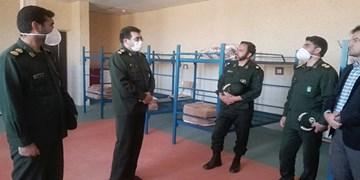 نقاهتگاه شهید شیخی ابرکوه آماده پذیرش بیماران کرونایی