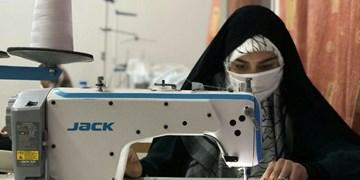 فیلم| دختران انقلاب، همیشه در میدان جهاد؛ این بار در مصاف با کرونا
