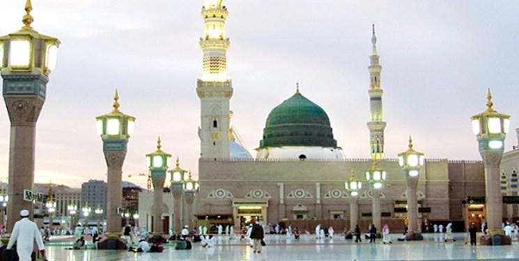 در خانه بمانیم| زیارت مجازی حرم رسول الله (ص) در روزهای ماه شعبان