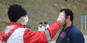 فیلم| طرح تبسنجی و غربالگری ویروس کووید 19 در محور آستارا-اردبیل