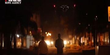 فیلم| پهپادهای جهادی در اهواز به جنگ کرونا آمدند
