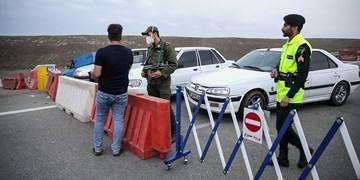 محدودیتهای کرونایی در سمنان/ از همراهی اصناف تا اعمال قانون خودروهای متخلف