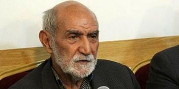 محمود اکبرزاده به علت عفونت ریوی بستری است