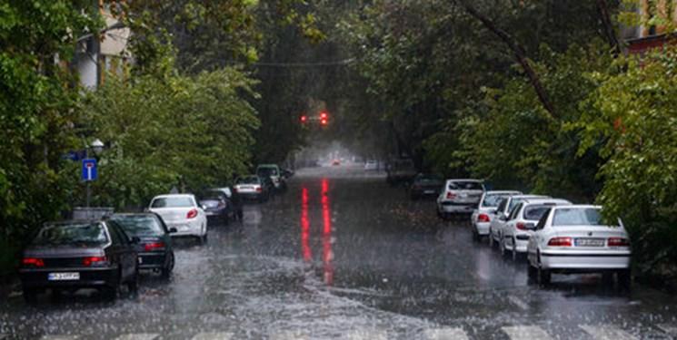 ادامه بارندگیها در تهران از فردا/ احتمال سیلابی شدن مسیلها وجود دارد