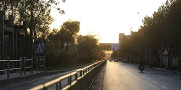آخرین وضعیت تردد ممنوع در شهر اصفهان