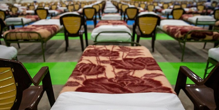 آمادهسازی نقاهتگاه ۱۲۰ تختخوابی در پاکدشت