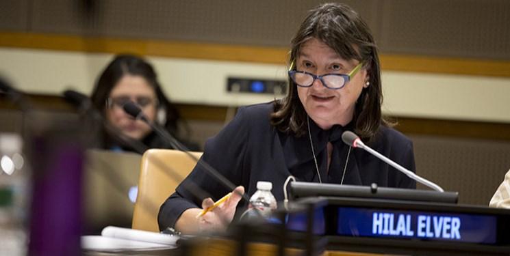 درخواست مقام سازمان ملل برای کاهش تحریمهای ایران