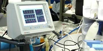 تولید روزانه 30 دستگاه  تنفس مصنوعی در یک شرکت دانش بنیان