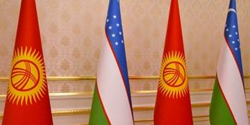 ارسال کمکهای بشردوستانه ازبکستان به قرقیزستان