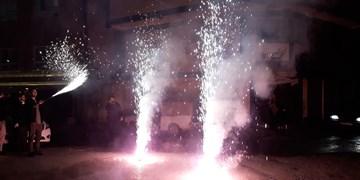 فیلم| جشنی متفاوت بهصورت کوچهبهکوچه در قائمشهر