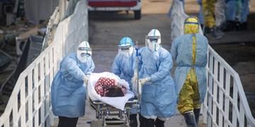 بالاترین تلفات مبتلایان به کرونا در انگلیس در یک روز