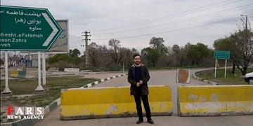 فیلم| سکوت باغستان در روز طبیعت/ اتراق مخفیانه برخیها در جاده قزوین - تاکستان