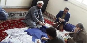 نمره قبولی مدافعان کرامت انسانی در مقابله با کرونا + تصویر و فیلم