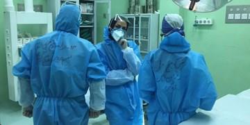 سیزدهبدر با مدافعان سلامت در بیمارستان ضیایی