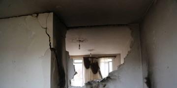 انفجار منزل مسکونی زوج جوان دلفانی بر اثر نشت گاز