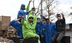 راهاندازی گروههای جهادی ورزش و سلامت در مازندران