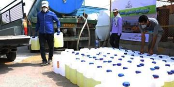 تولید روزانه هزار لیتر آب ژاول با دستگاه الکتروزینه در چهارمحال و بختیاری