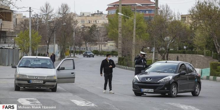 قدردانی رئیس پلیس استان مرکزی از مشارکت عمومی مردم در اجرای طرح فاصله گذاری اجتماعی