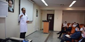 روزانه 1000 ماسک N95 در بیمارستان امام رضا (ع) تبریز استفاده میشود / توزیع  700 دست لباس مخصوص حفاظتی