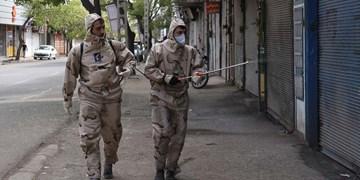 فیلم| رزمایش مدافعان سلامت در البرز