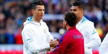 ژاوی: رونالدینیو تداوم نداشت/مسی بهترین بازیکن تاریخ جهان است