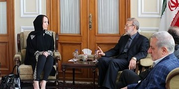 رییس اتحادیه بین المجالس جهانی برای لاریجانی آرزوی بهبودی کرد