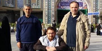 وداع حمید حسام با راوی «آب هرگز نمیمیرد»/ خداحافظ پهلوان ابوالفضل مرام روزهای رزم