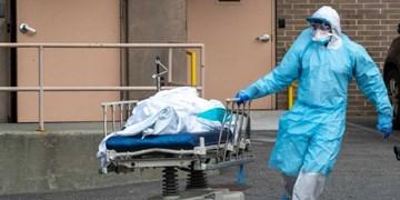 قربانیان کرونا در انگلیس بیش از 6 هزار نفرشدند